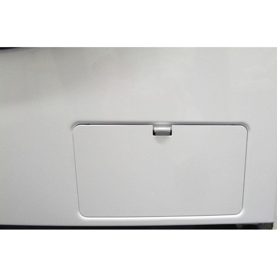 Thomson (Darty) TW148 - Trappe du filtre de vidange