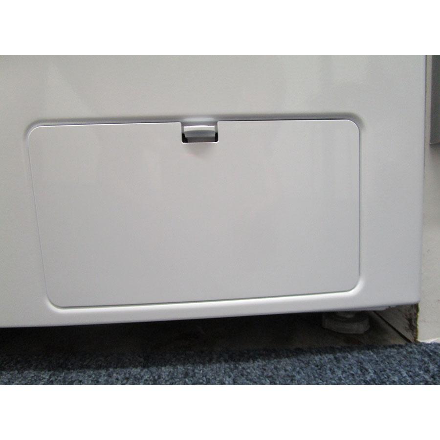 Thomson (Darty) TW714 - Trappe du filtre de vidange