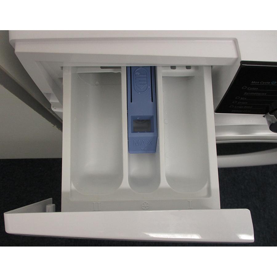 Thomson TW15100 - Compartiments à produits lessiviels