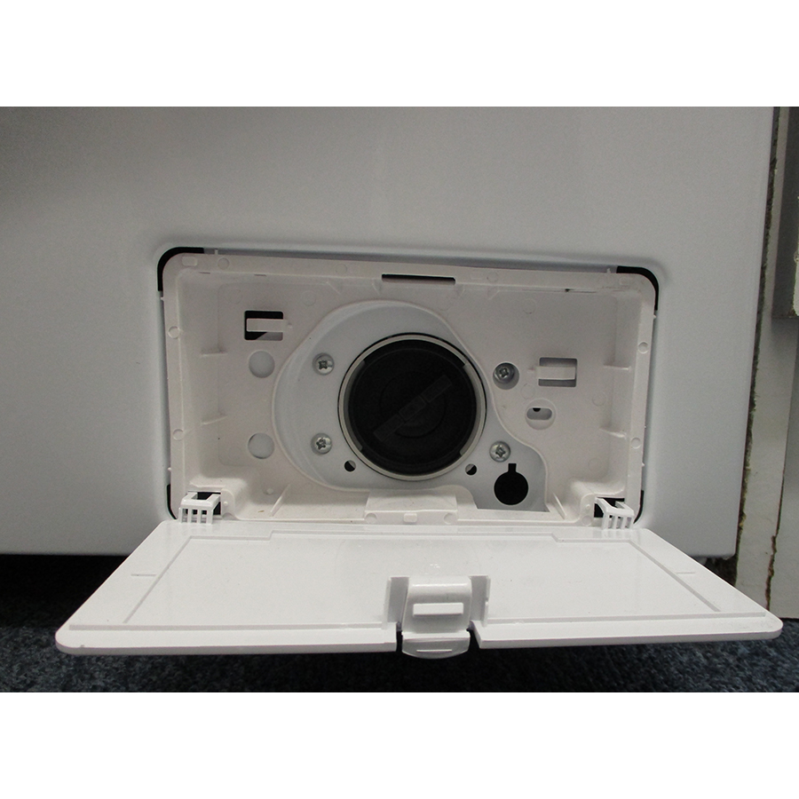 Thomson TW15100 - Bouchon du filtre de vidange