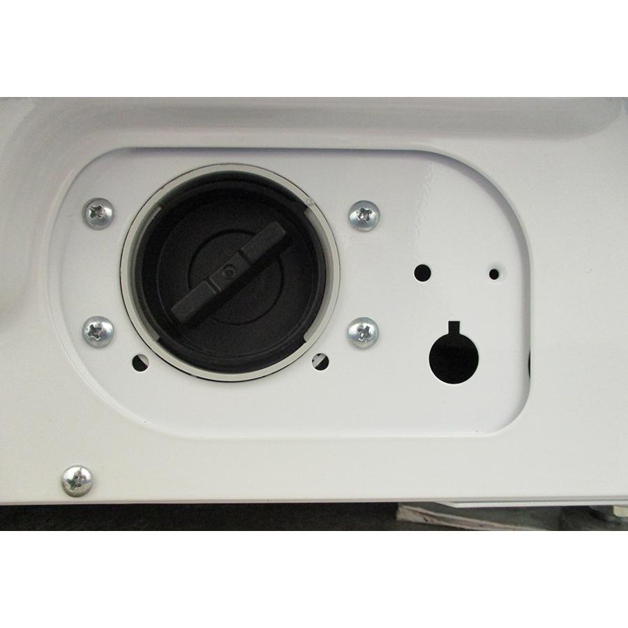 Thomson TWBI6120 - Bouchon du filtre de vidange