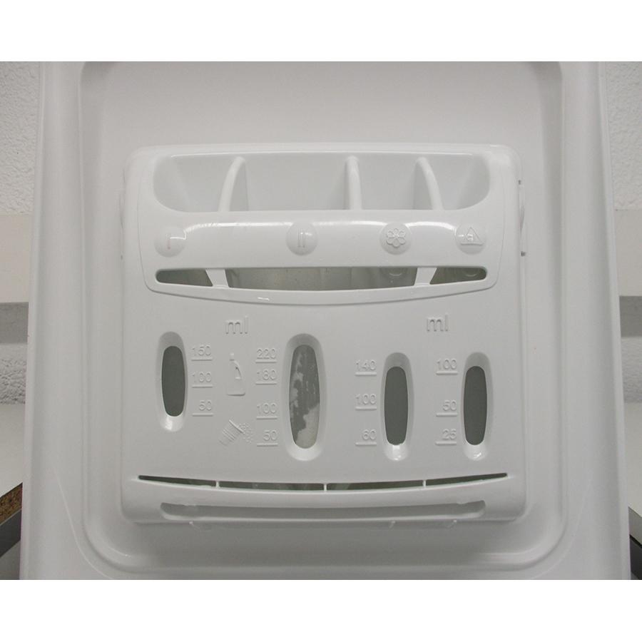 Vedette VT602B2 - Compartiments à produits lessiviels