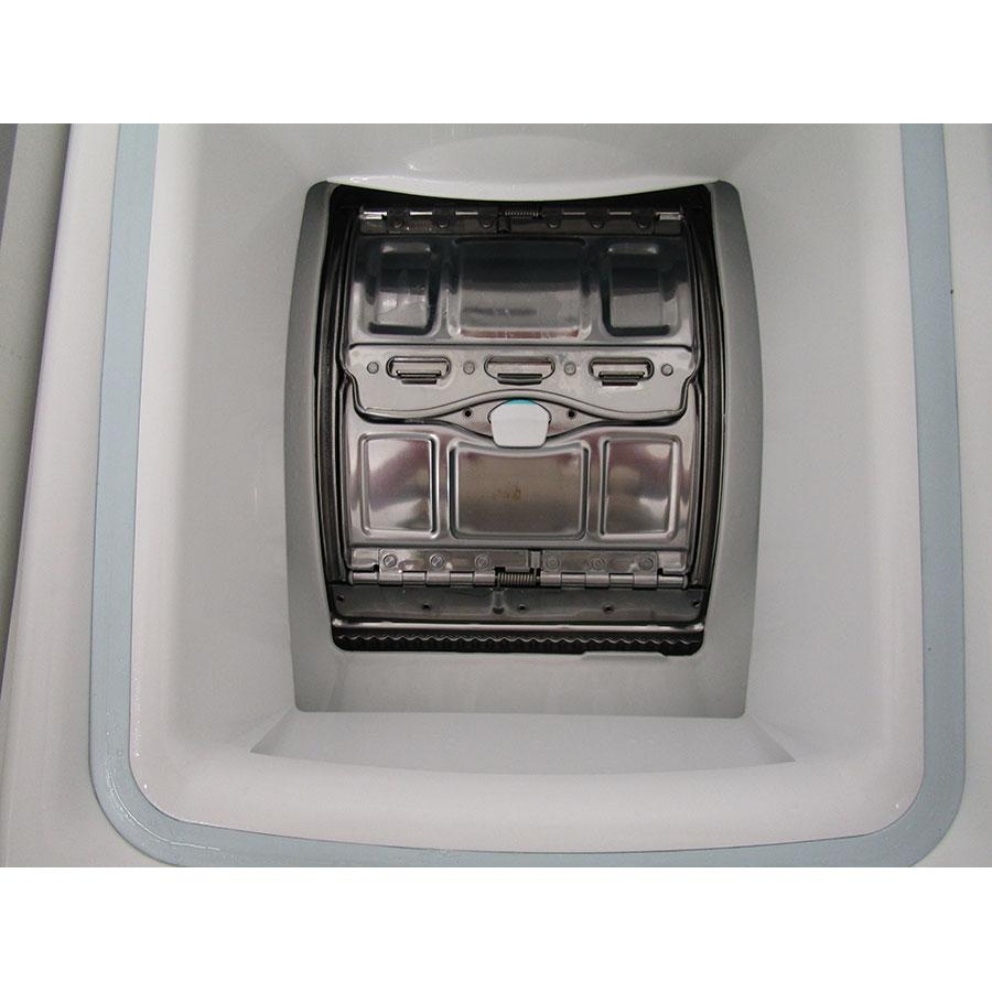 Vedette VT602B - Portillons du tambour