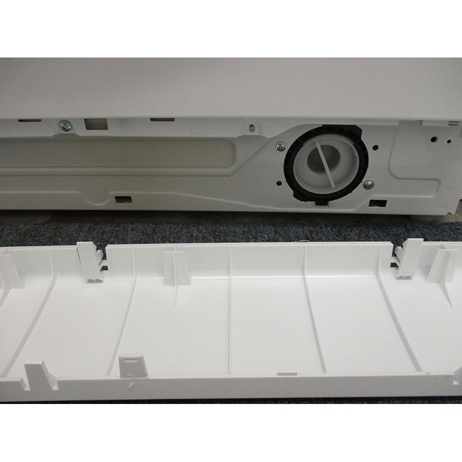 Whirlpool FFDD9448BSVFR - Bouchon du filtre de vidange