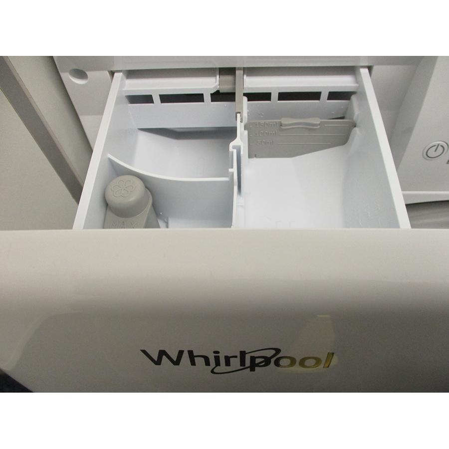 Whirlpool FFDD9448BSVFR - Compartiments à produits lessiviels
