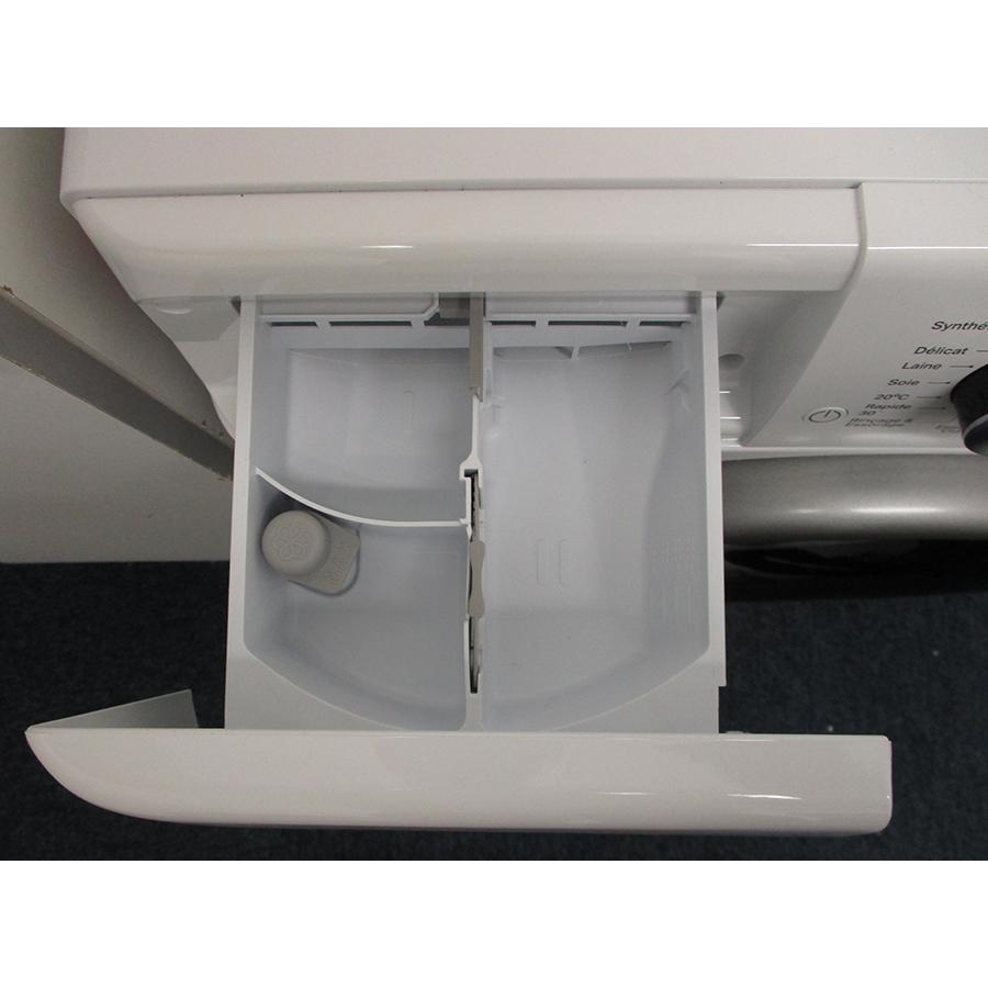 Whirlpool FFDD9458BSVFR - Compartiments à produits lessiviels