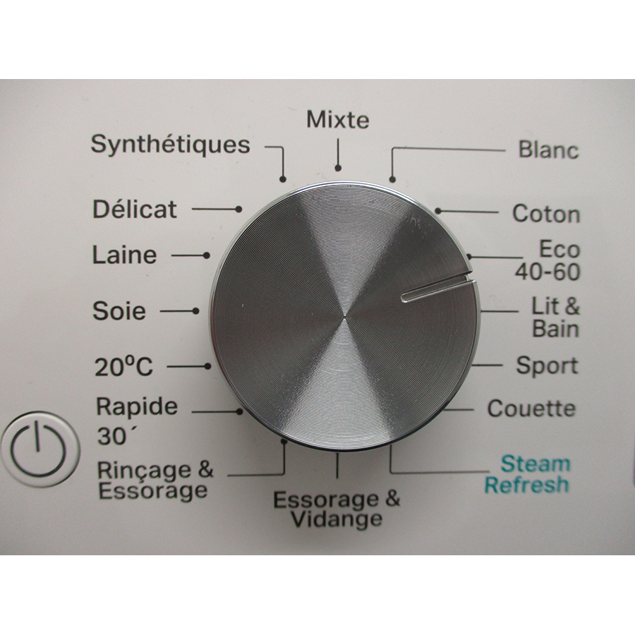 Whirlpool FFDD9458BSVFR - Sélecteur de programme