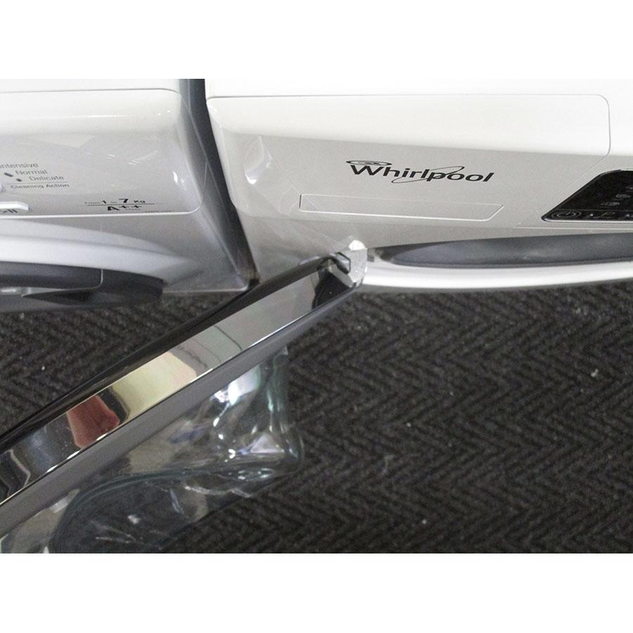 Whirlpool FSCR10432(*29*) - Angle d'ouverture de la porte