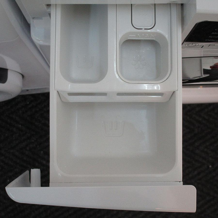 Whirlpool FSCR12420 - Sérigraphie des compartiments
