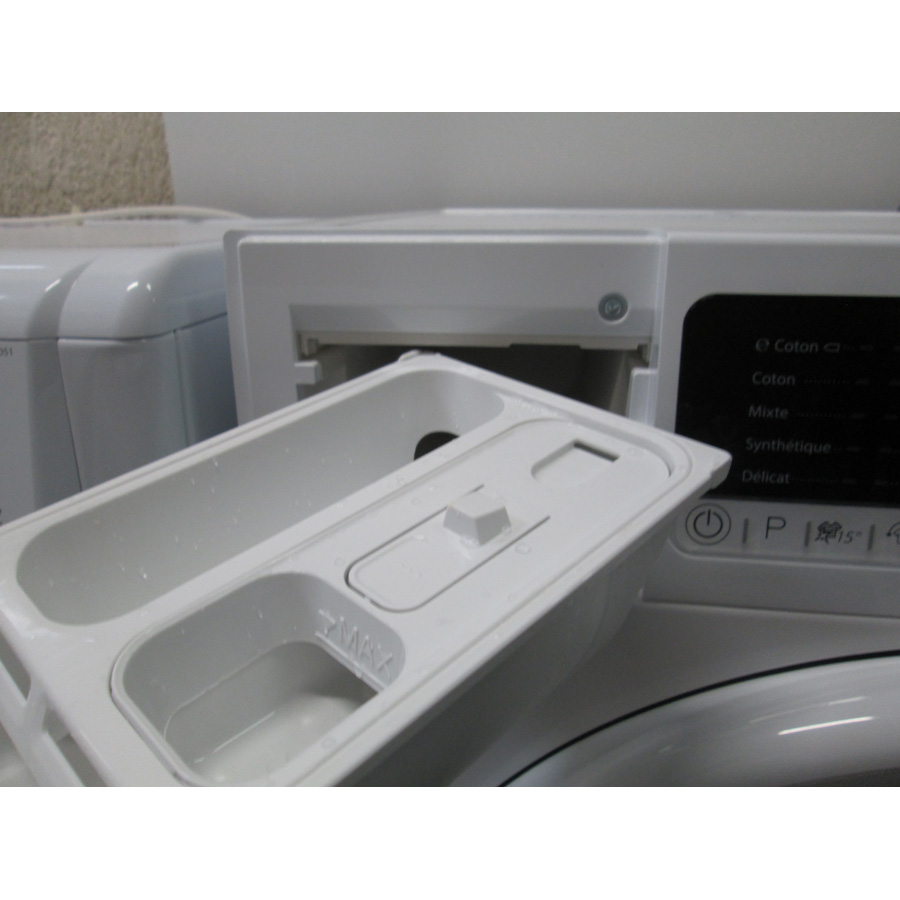 Whirlpool FSCR80413 - Retrait du bac à produit