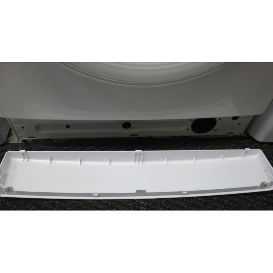 Whirlpool FSCR80413 - Plinthe masquant le filtre de vidange