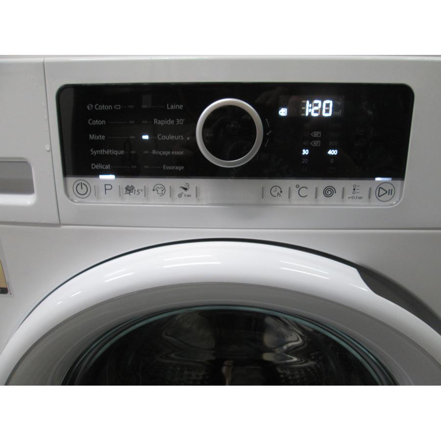Whirlpool FSCR80413 - Afficheur