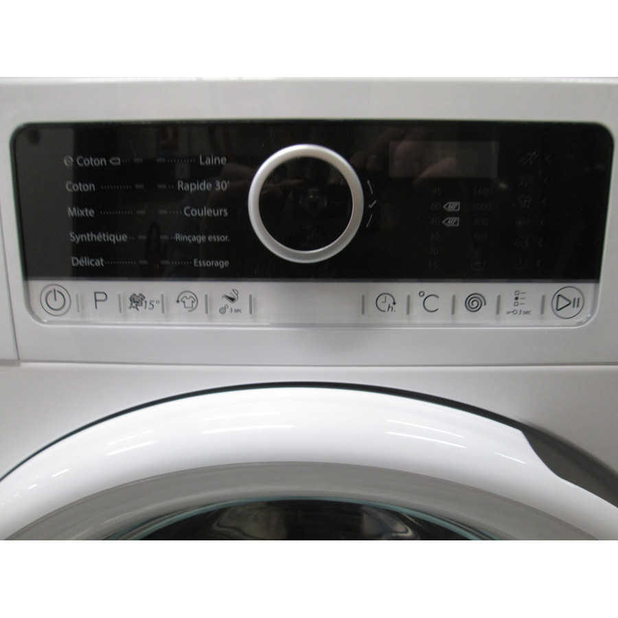 Whirlpool FSCR80413 - Afficheur et touches d'options