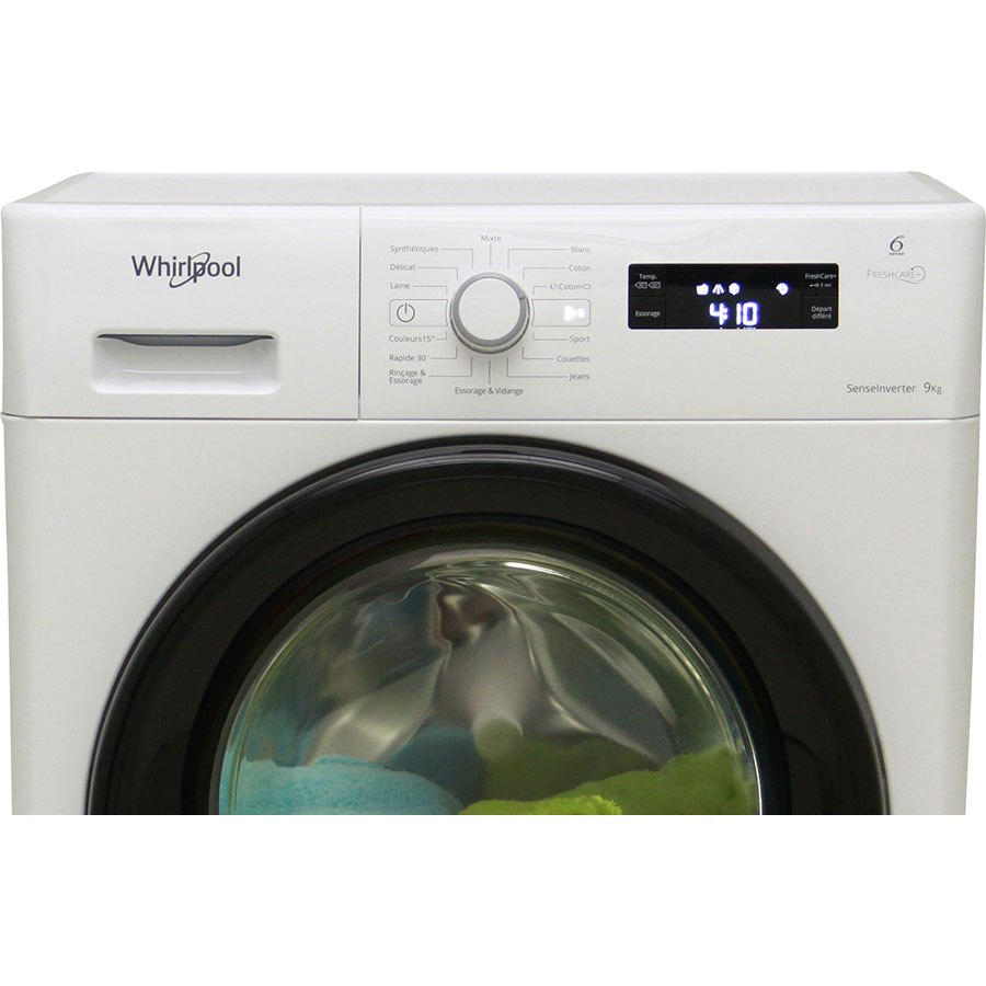 Whirlpool FWFD91483BFR - Vue principale