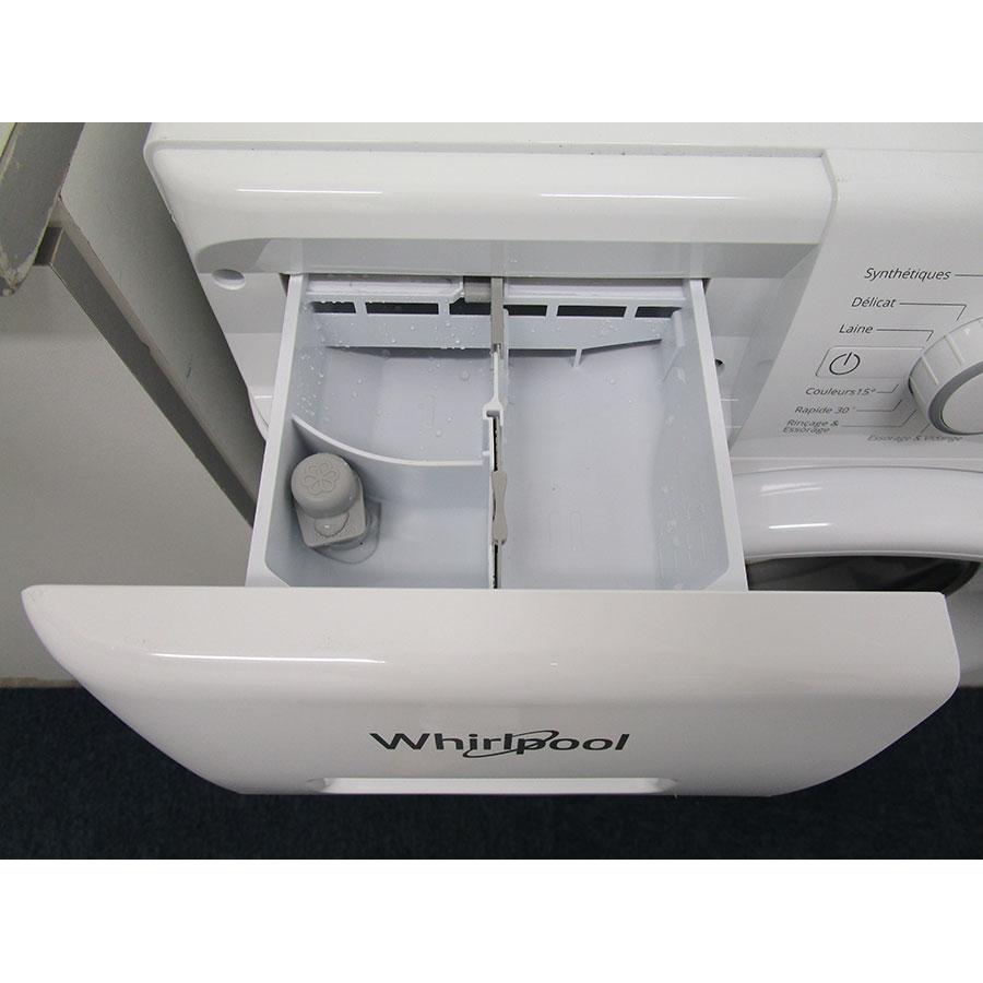Whirlpool FWFP91483 W FR FreshCare - Compartiments à produits lessiviels
