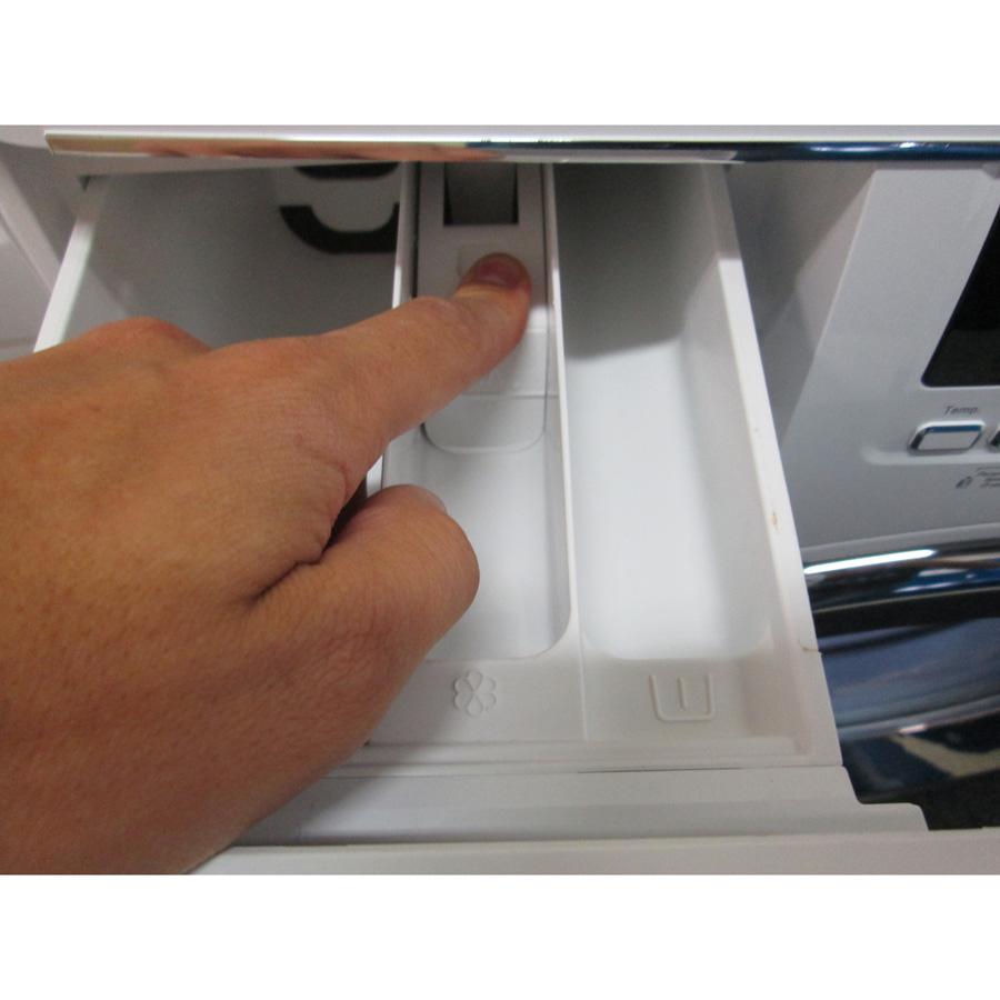 Test whirlpool spa1000 6 me sens infinitecare lave linge - Eau de javel machine a laver ...