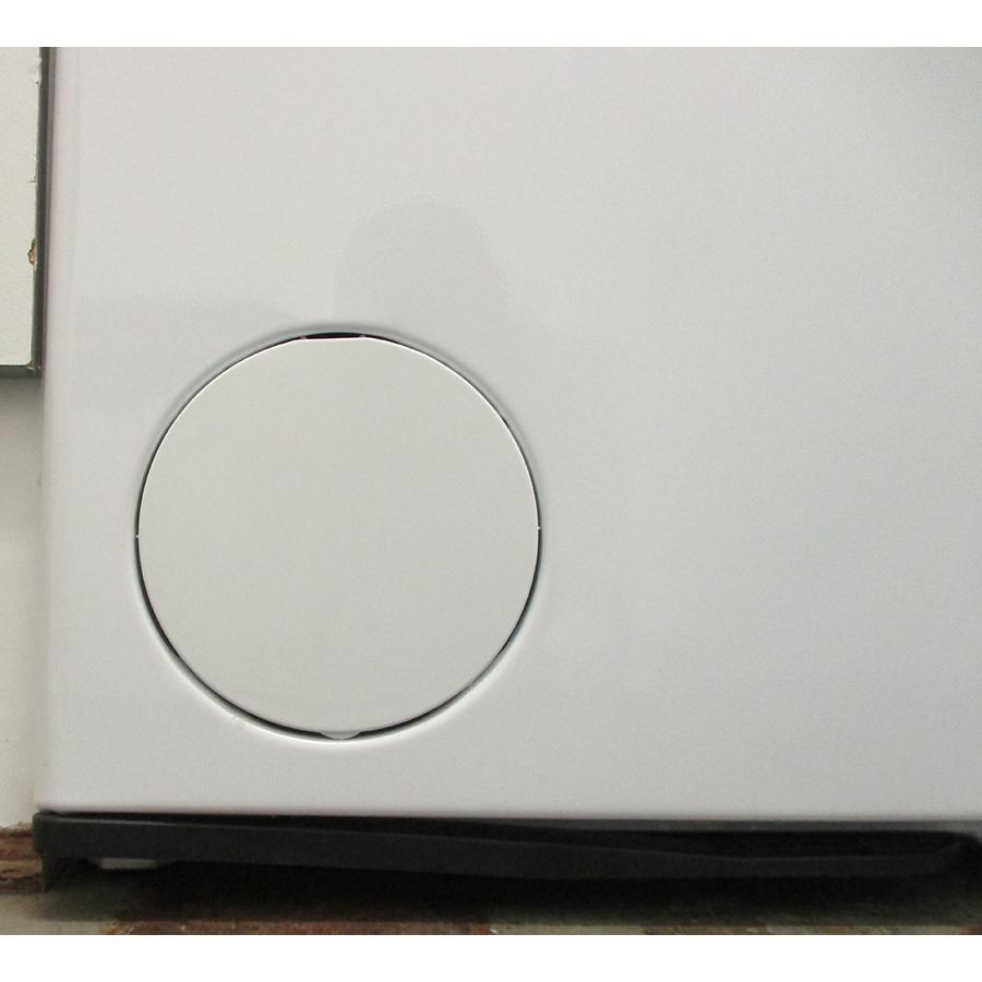 Whirlpool TDLR6228FR/N - Trappe du filtre de vidange