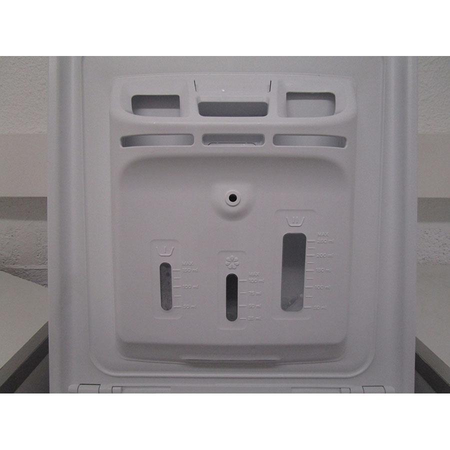 Whirlpool TDLR65210(*10*) - Compartiments à produits lessiviels