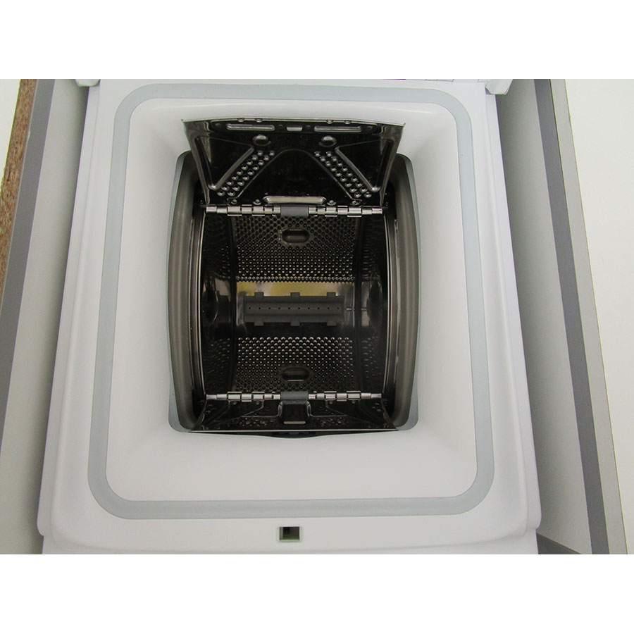 Whirlpool TDLR65230 - Tambour ouvert