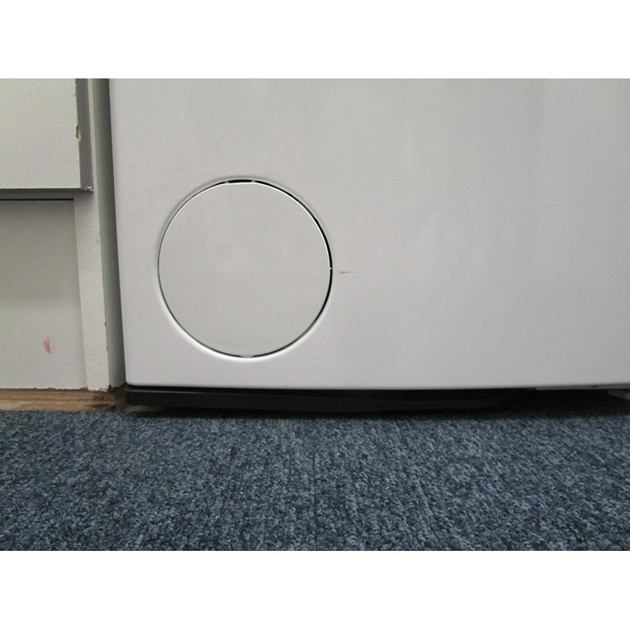 Whirlpool TDLR65230 - Trappe du filtre de vidange