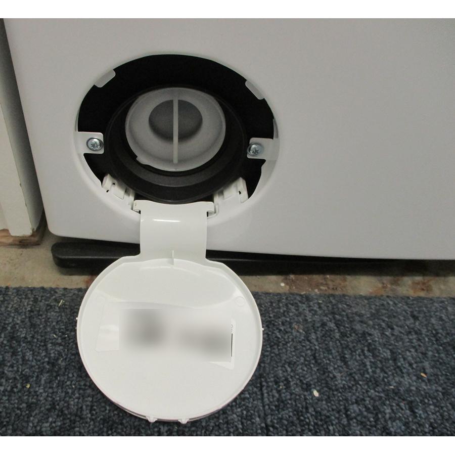 Whirlpool TDLR65230SFRN - Bouchon du filtre de vidange