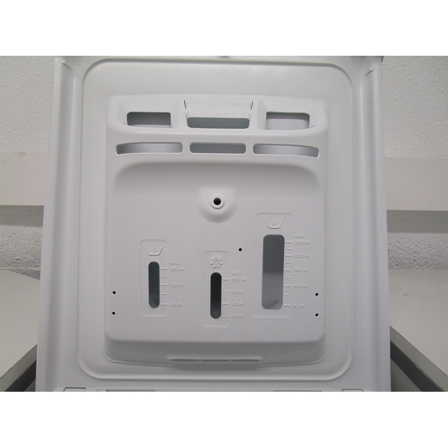 Whirlpool TDLR65330 - Compartiments à produits lessiviels