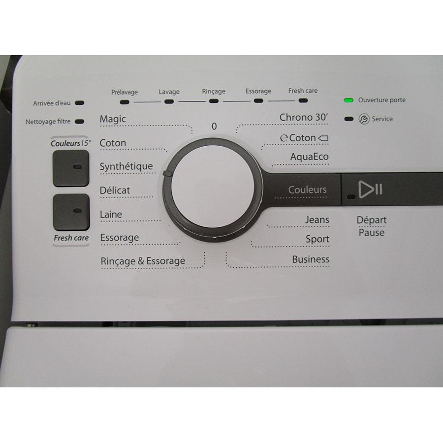 Whirlpool TDLR65330 - Sélecteur de programme