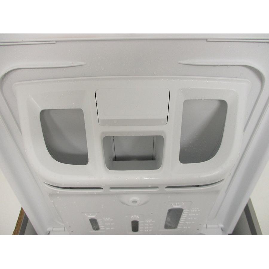 Whirlpool TDLRB6242BSFR/N - Compartiments à produits lessiviels