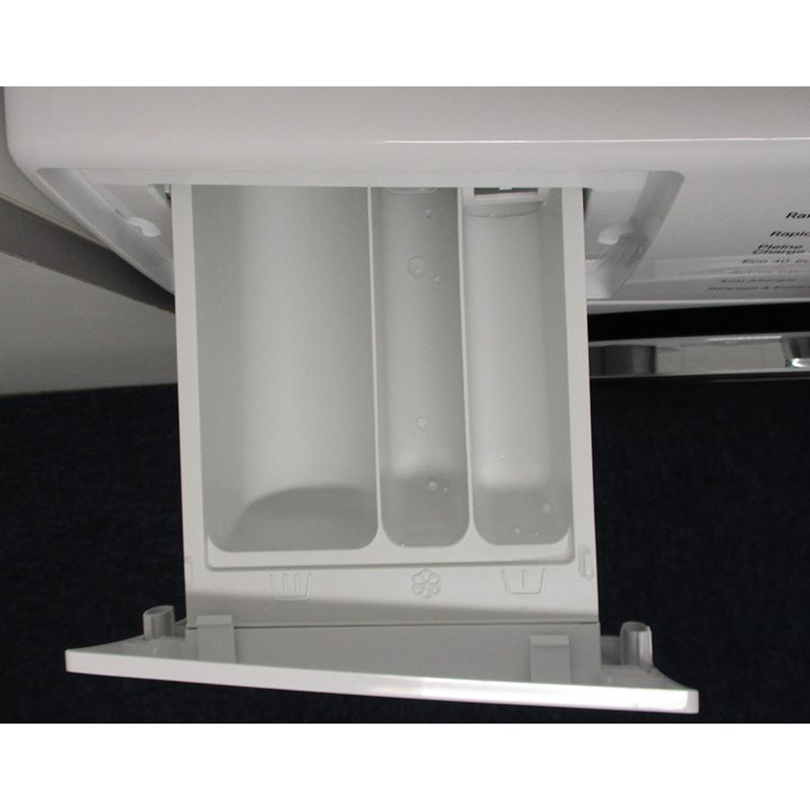 Whirlpool W6XW845WRFR Silence - Compartiments à produits lessiviels