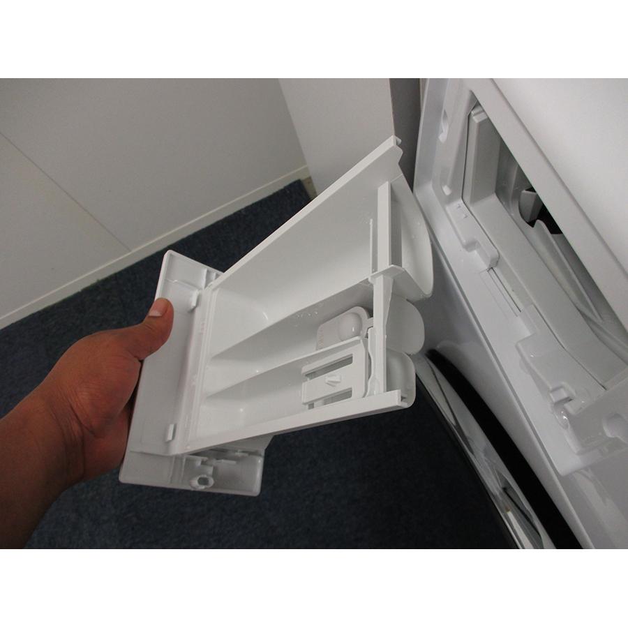 Whirlpool W6XW845WRFR Silence - Retrait du bac à produit