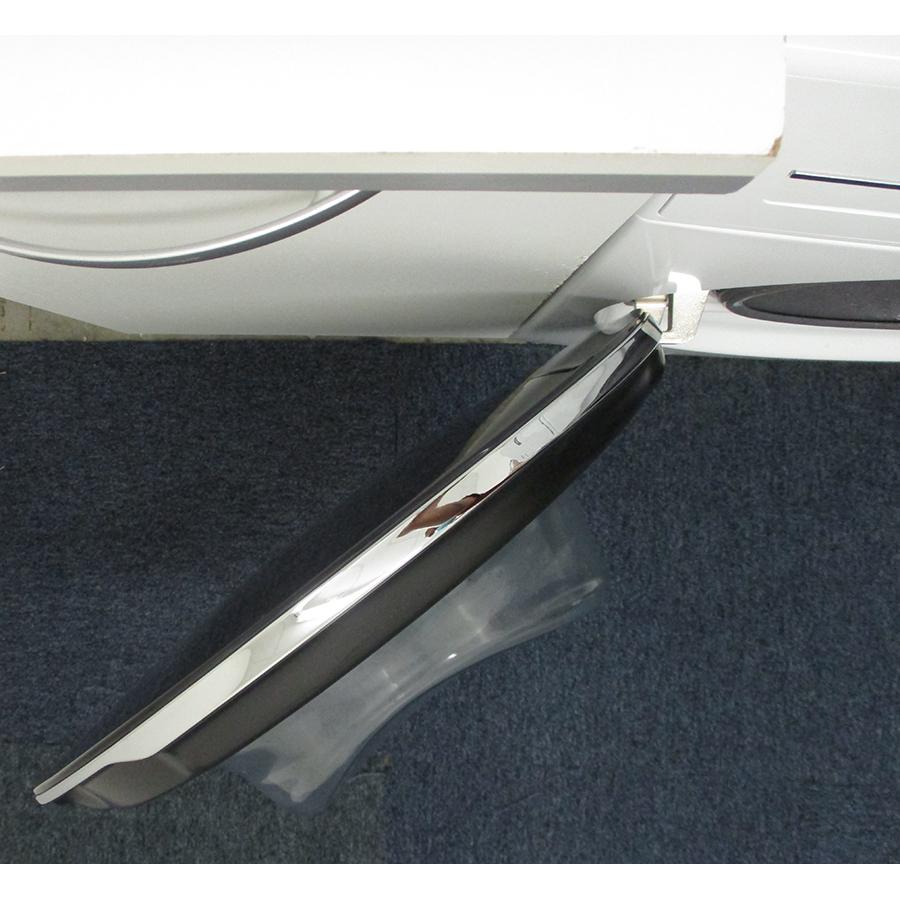 Whirlpool W6XW845WRFR Silence - Angle d'ouverture de la porte