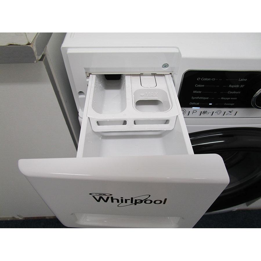 Whirlpool ZEN8 - Compartiments à produits lessiviels