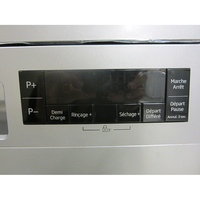Beko DFS26010W - Touches de commandes