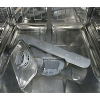 Beko LVI70F - Réservoir à sel et retrait du filtre