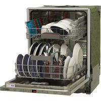 Bosch SMV45GX02E - Vue de 3/4, porte ouverte