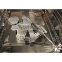 Bosch SPI25CS03E - Réservoir à sel et retrait du filtre
