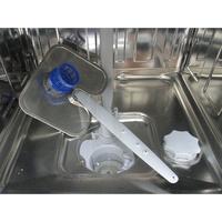 Candy CDPM2DS62X - Réservoir à sel et retrait du filtre