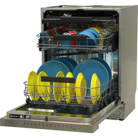Electrolux ESI8550ROX - Vue de 3/4, porte ouverte