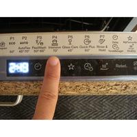 Electrolux ESL7740RA - Bandeau de commandes