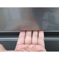 Samsung DW60M9550FSEF Waterwall - Poignée d'ouverture