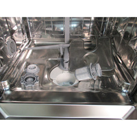 Selecline C1449 / 180424 - Réservoir à sel ouvert et retrait du filtre