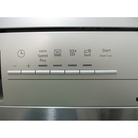 Siemens SN236I00IE - Touches de commandes