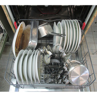 Whirlpool WDIC3C24PE - Rangement panier inférieur