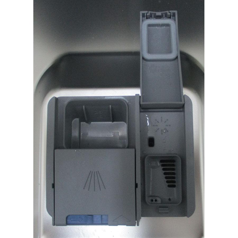 Beko BDF16B30X - Compartiment à produits