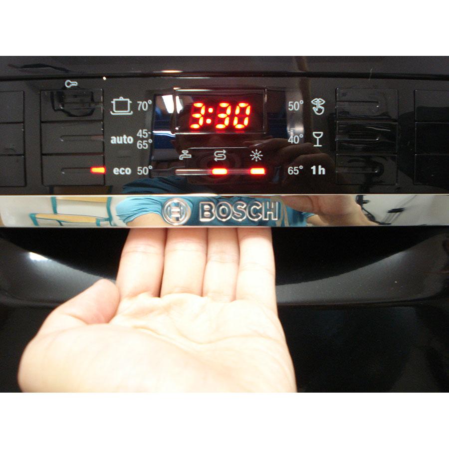 Bosch SMS46IB03E - Poignée d'ouverture