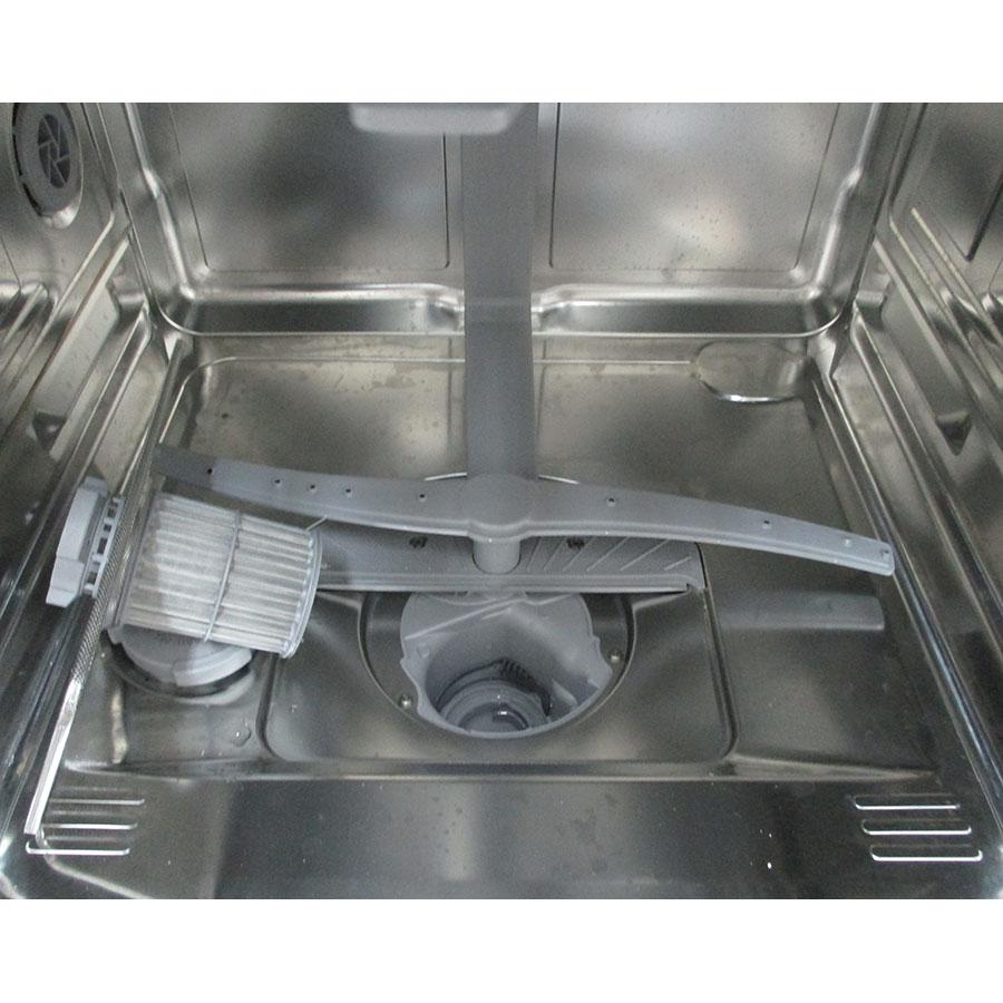 Bosch SMS46JW03E - Réservoir à sel et retrait du filtre