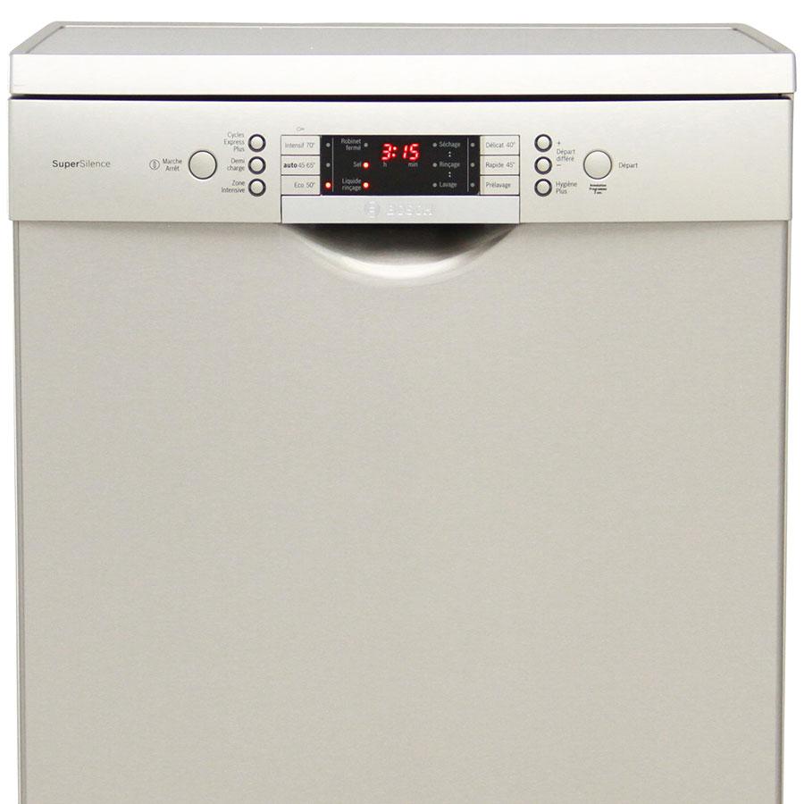 test bosch sms69n08ff lave vaisselle ufc que choisir. Black Bedroom Furniture Sets. Home Design Ideas
