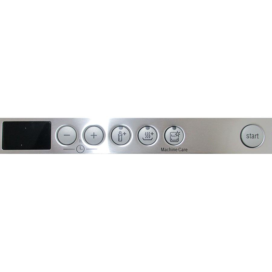 Bosch SMV45GX02E - Bandeau de commandes