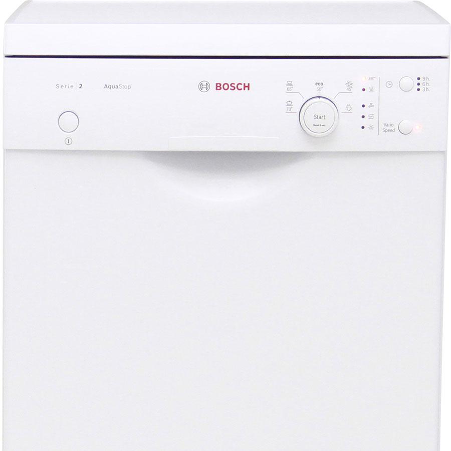 test bosch sps50e42eu lave vaisselle ufc que choisir. Black Bedroom Furniture Sets. Home Design Ideas