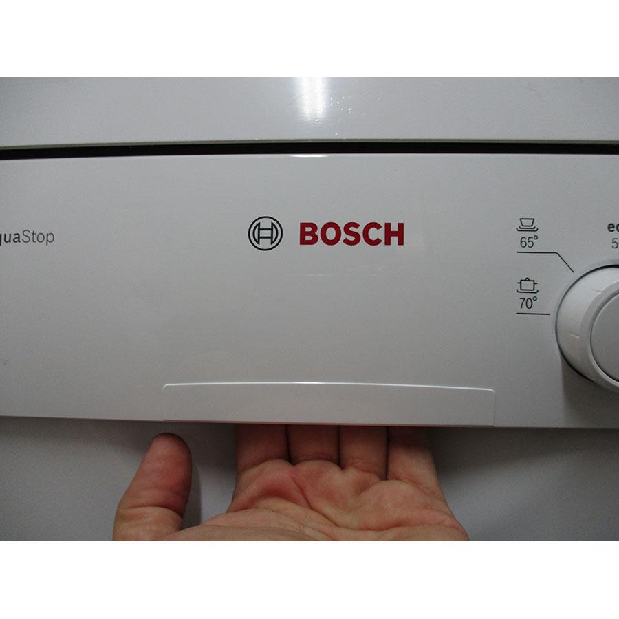 Bosch SPS50E42EU  - Poignée d'ouverture
